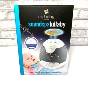 Mybaby by Homedics SoundSpa Lullaby Projector